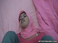 Asian Amateur In Head Scarf Sucks Then Fucks Mobile-pic8523